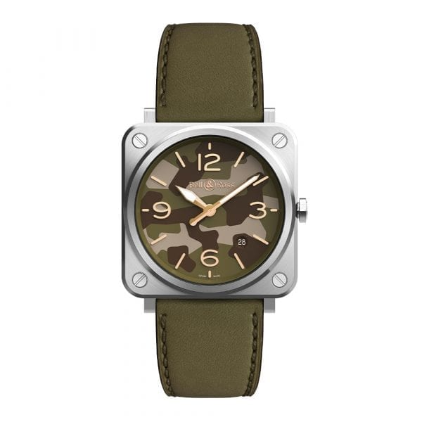 Bell and Ross BRS-CK-ST/SCA