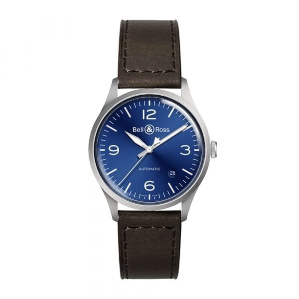 Bell and Ross BRV192-BLU-ST/SCA