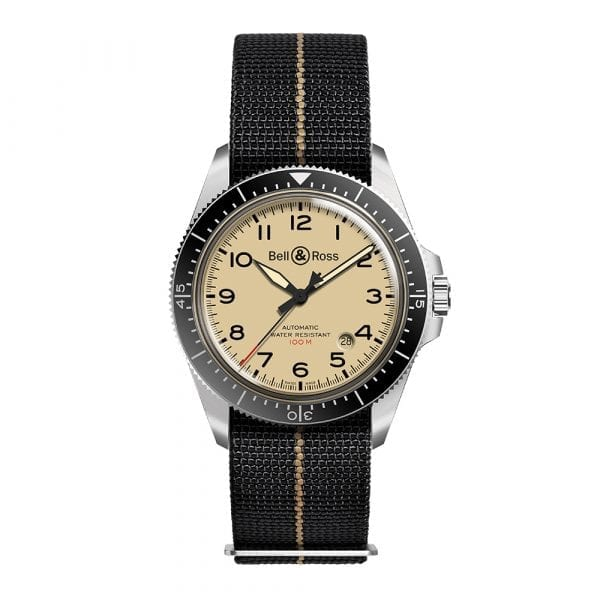 Bell and Ross BRV292-BEI-ST/SF