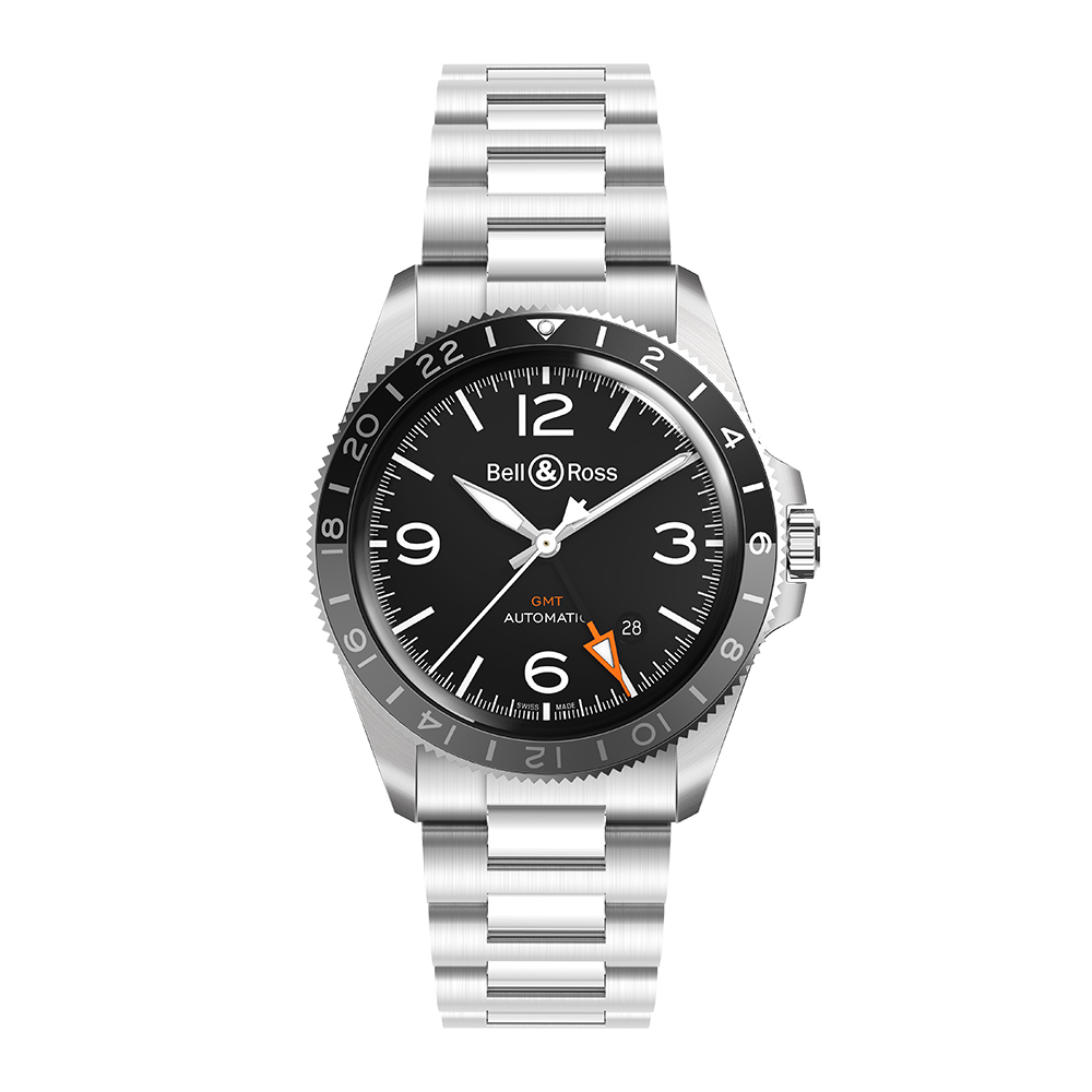Bell and Ross BRV293-BL-ST/SST