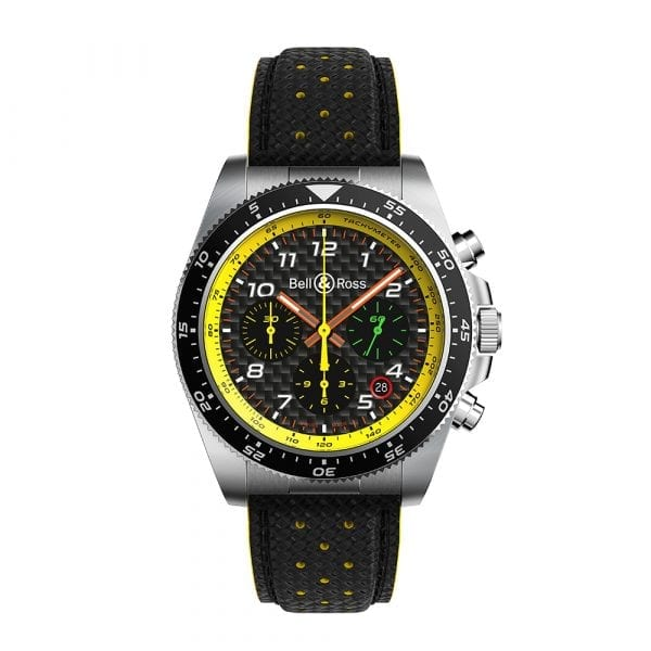 Bell and Ross BRV394-RS19/SCA