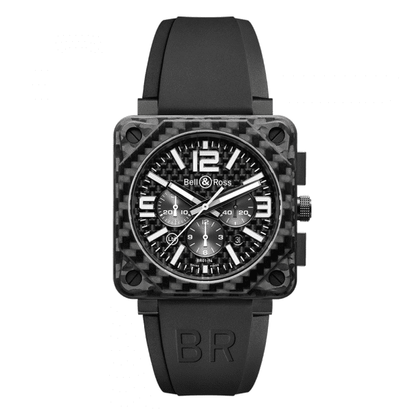 Bell and Ross BR0194-CA FIBER