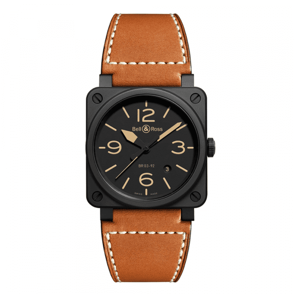 Bell and Ross BR0392-HERITAGE-CE
