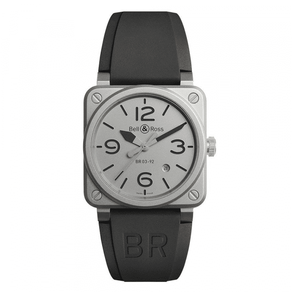 Bell and Ross BR0392-GBL-ST/SRB