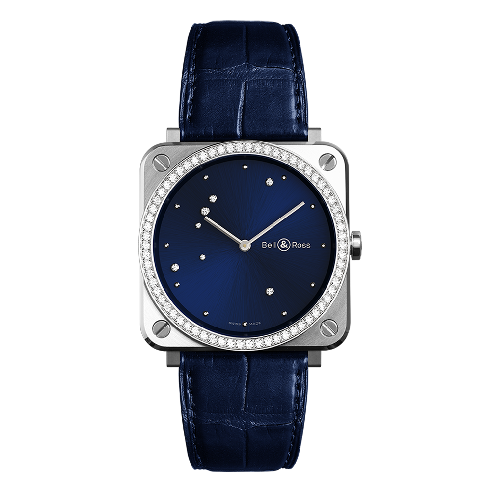 Bell and Ross BRS-EA-ST-LGD/SCR