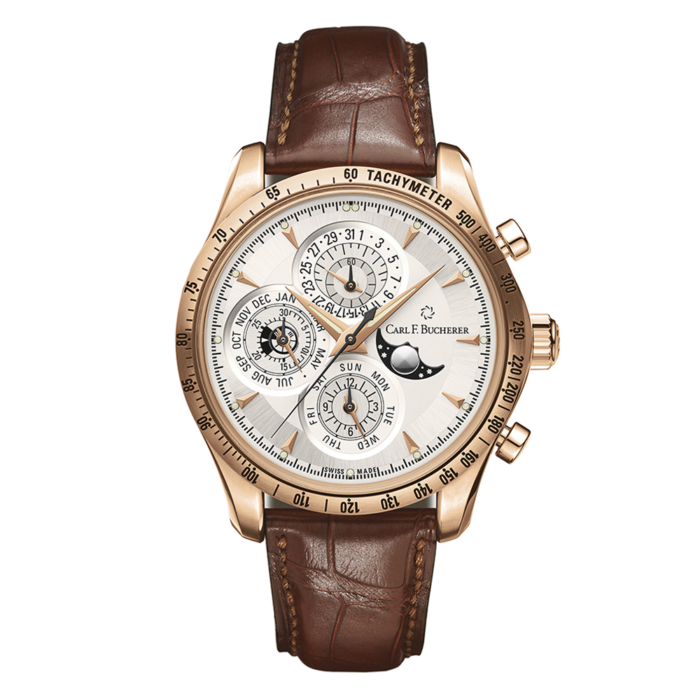 Carl F Bucherer 00.10907.03.13.01