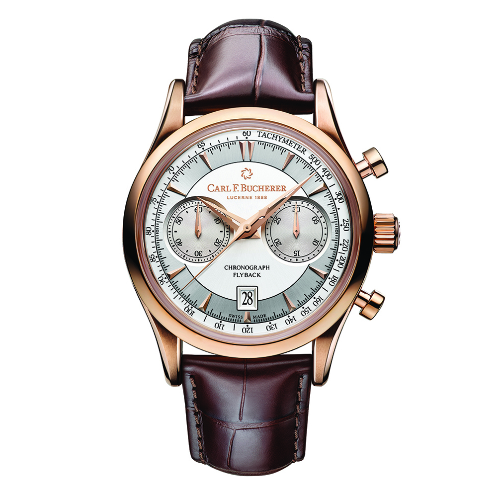 Carl F Bucherer 00.10919.03.13.01