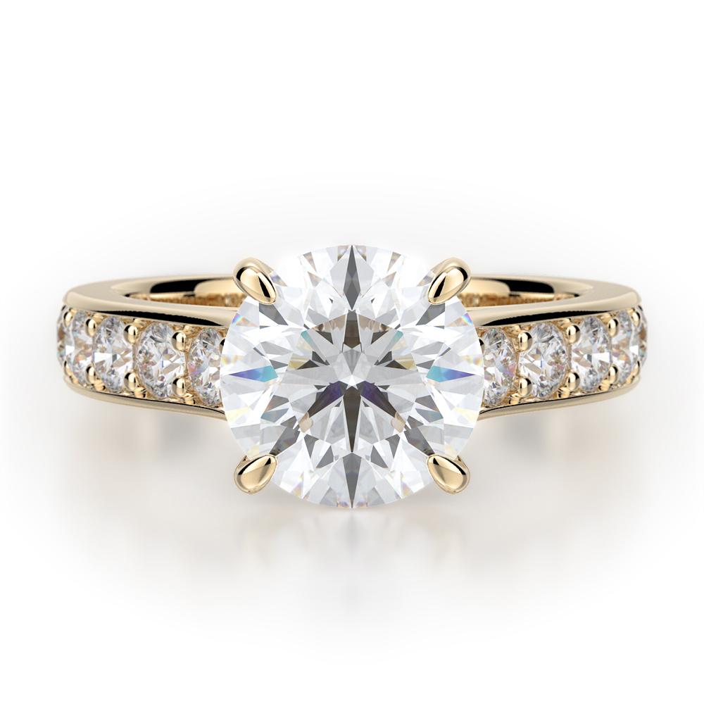 Ella Rose Engagement Ring C6000513-1